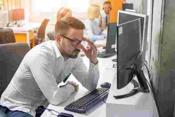 如果你担心你的工作环境有毒,要寻找6个迹象-信息图